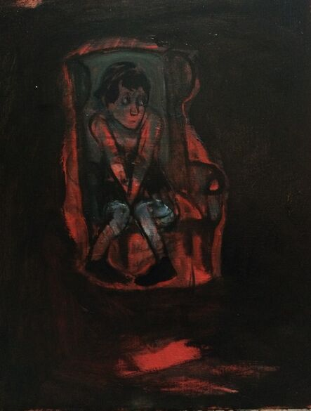 Marcelle Hanselaar, 'Afraid of the Dark', 2018