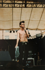 Nick Waplington, 'The Smiths, County Hall', 1984