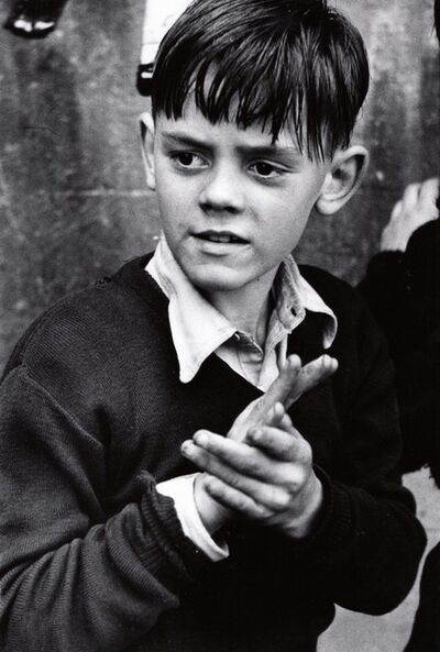 Roger Mayne, 'Keith, Addison Place, W. 11', 1957-printed 1984