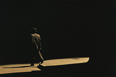 Marvin E. Newman, 'Sun Shadow', 1956