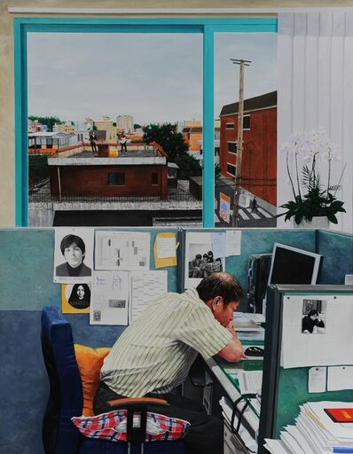 Sangik Seo, 'Get Back', 2012