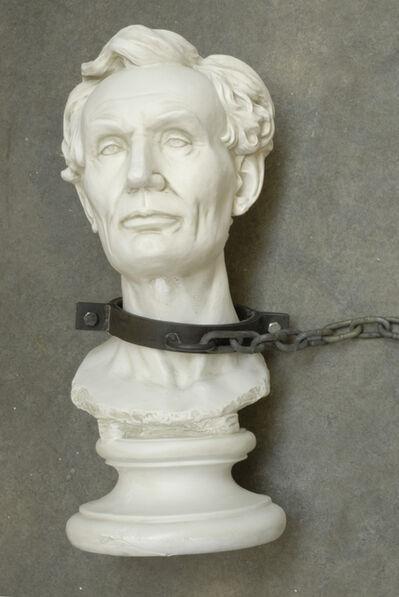 Travis Somerville, 'Untitled (Lincoln Bust)', 2008