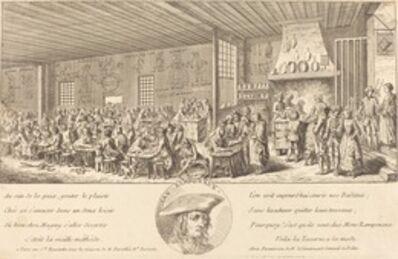Benoît-Louis Prévost, 'Cabaret of Ramponaux'