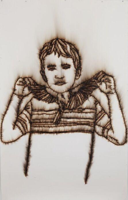 Jonathon Hexner, 'Boy with Bird'
