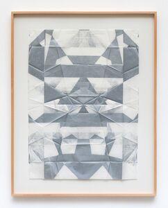 Cristiano Lenhardt, 'Litogravura Prateada #6', 2017