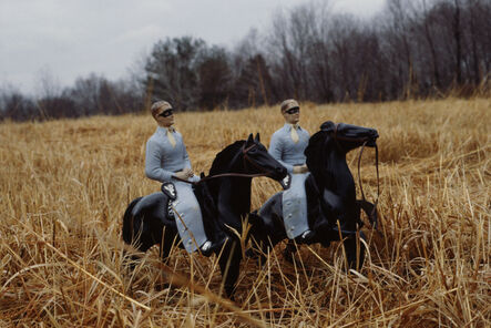 Laurie Simmons, 'Brothers/Horizon', 1979