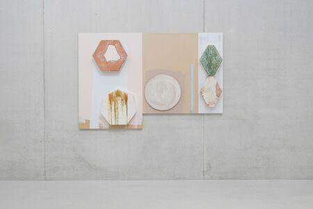 Nicole Cherubini, 'Panel #1 and #2', 2014