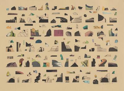 Ray Yoshida, 'Baahh!', 1999