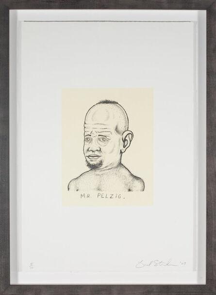 Fred Stonehouse, 'Mr. Pelzig', ca. 2012