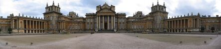 John Vanbrugh, 'Blenheim Palace, Woodstock', 1705-1725