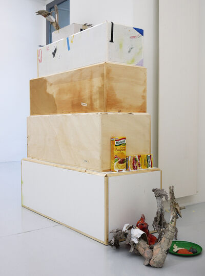 Manfred Pernice, 'Rino', 2011