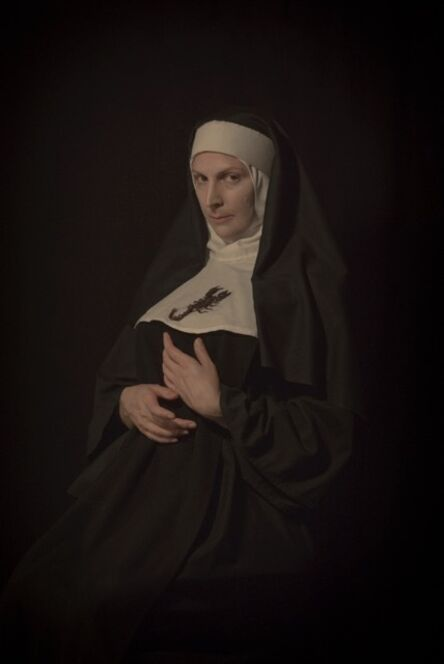 Tami Bahat, 'The Nun', 2015