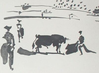 Pablo Picasso, 'Citando al Toro con la Capa (Summoning the Bull with the Cape)', 1959