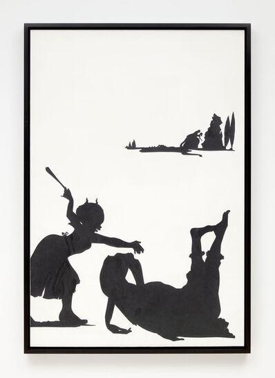 Kara Walker, 'Untitled', 1995