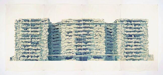 Los Carpinteros, 'Edificio Rio-Mar', 2016
