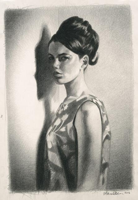 Mercedes Helnwein, 'The Preacher's Friend', 2013