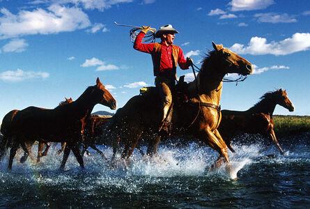 Hannes Schmid, 'Cowboy # 51', 2011