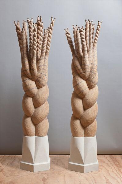 Linda Brenner, 'Barnes Columns', 2010