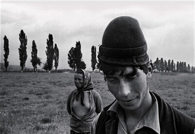 Joseph Rodriguez, 'Sheepherder Transylvania Romania', 1996