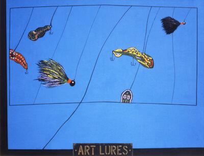 Mel Casas, 'Humanscape 94: Art Lures', 1978