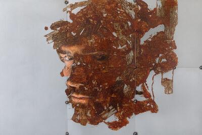 Sabatino Cersosimo, 'Fregio (Fifth Movement - Umbra)', 2016
