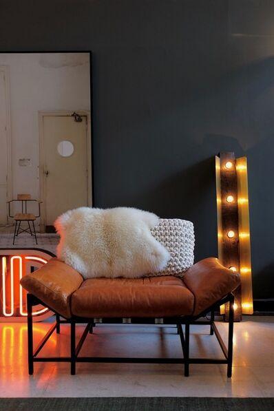 Felipe Protti, 'STRIPES armchair', 2015