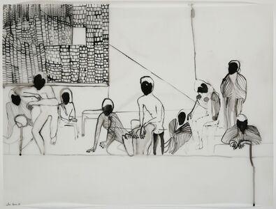 Ofri Cnaani, 'Waiting room', 2005