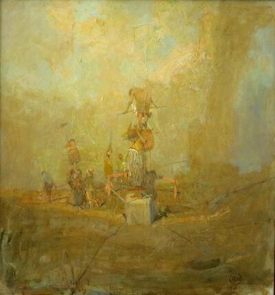 """Vachagan Narazyan, '""""Ladder № I"""" /""""Merdiven № I""""', 2014"""