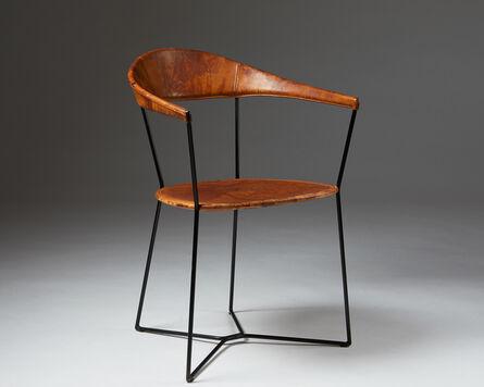 Ivar Callmander, 'Armchair designed for Södra Kungstornet, Sweden', 1919-1925