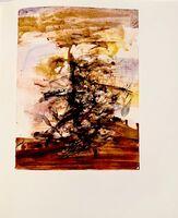 Zao Wou-Ki 趙無極, 'Illuminations', 1966