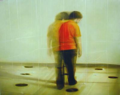 Ronald Moran, 'In the thread labyrinth VIII', 2013