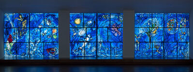 Marc Chagall, 'America Windows', 1977