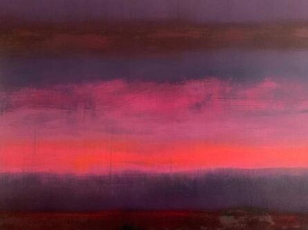 Paul Hughes, 'End of Day Pink', from 'Somewhere Between Two Worlds' series ', 2019