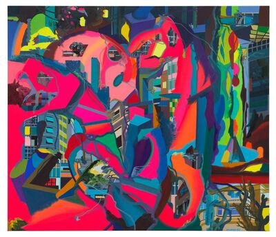 Franz Ackermann, 'Valley', 2017