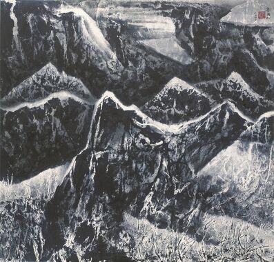 Liu Kuo-sung 刘国松, 'Layer Upon Layer', 2000