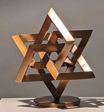 Anton Bakker, 'Opus 547001, Ode to M.C. Escher', 2021
