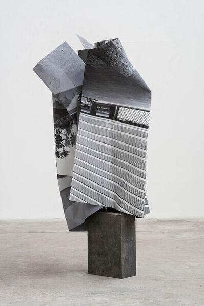 "Olaf Metzel, '""Lúcio Costa (2)""', 2016"