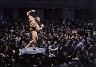 Elliott Erwitt, 'New York City, NY, USA', 1976