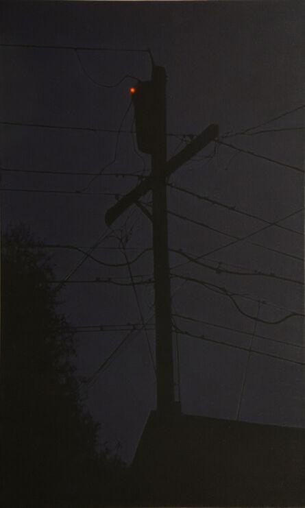 Richard Raiselis, 'Night Walk'