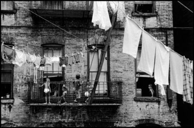 Bruce Davidson, 'Harlem, New York City. USA. ', 1962