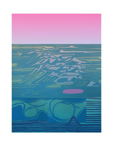 Libby Hague, 'ARCTIC HARES,  Arctic Grace', 2020