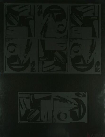 Louise Nevelson, 'Untitled', 1972