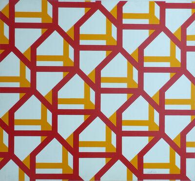 Soledad Sevilla, 'Mondrian', 1973