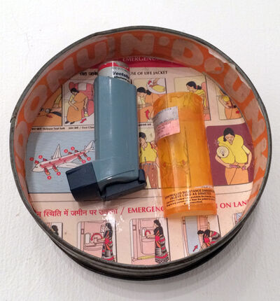 Himanshu Suri & Chiraag Bhakta, 'Untitled (Tin Series 3)', 2010