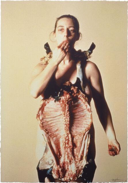 Tania Bruguera, 'El Peso de la culpa', Conceived in 1997; printed ca. 2001