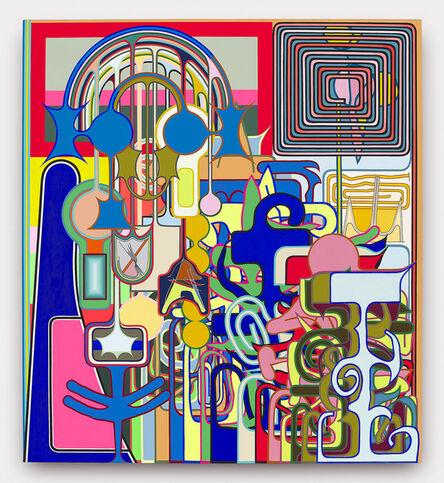 Eric Shaw, 'Lineup', 2019