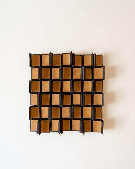 Ben Medansky, 'Beveled Edge Wall Work', 2020