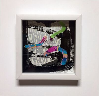 Karla Areli, 'Squiggly Cortadas', 2017