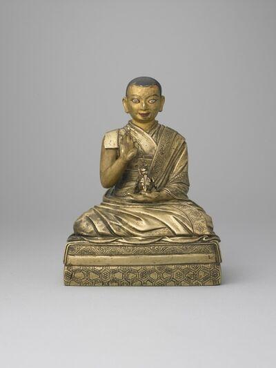 'The Fifth Dalai Lama Ngawang Lobzang Gyatso (1617–1682)', 17th century