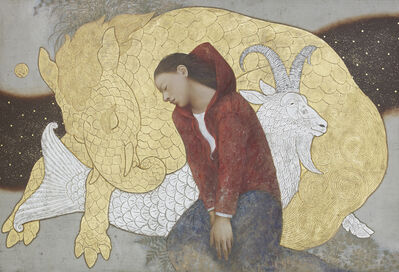Toshiyuki Enoki, 'Capricorn', 2017